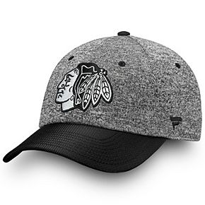 Adult Chicago Blackhawks Impact Adjustable Cap
