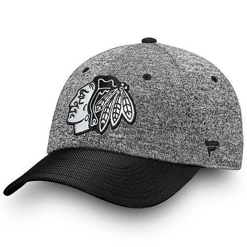 Adult Chicago Blackhawks Impact Adjustable Cap