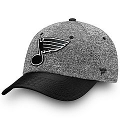 Adult St. Louis Blues Impact Adjustable Cap