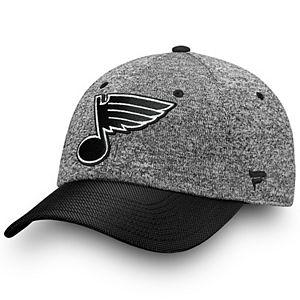 promo code d7379 45138 Adult St. Louis Blues Iconic Flex-Fit Cap. Sale