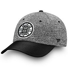 Adult Boston Bruins Impact Adjustable Cap