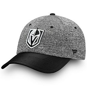 Adult Vegas Golden Knights Impact Adjustable Cap