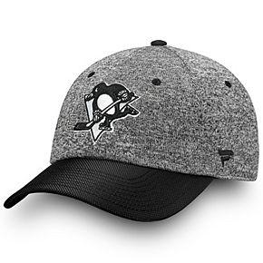 Adult Pittsburgh Penguins Impact Adjustable Cap