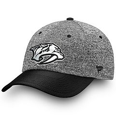 Adult Nashville Predators Impact Adjustable Cap