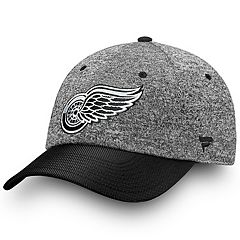 Adult Detroit Red Wings Impact Adjustable Cap