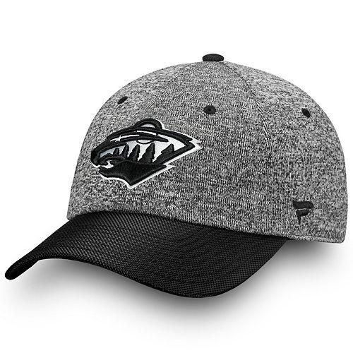 Adult Minnesota Wild Impact Adjustable Cap