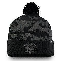 Adult Pittsburgh Penguins Camo Beanie