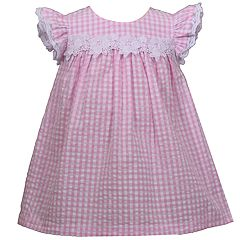 71f5dd9fee9 Toddler Girl Bonnie Jean Seersucker Babydoll Dress