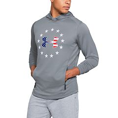f51ec2cd8391 Men s Under Armour Freedom Tech Pullover Hoodie