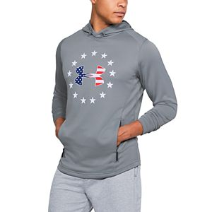 Men's Under Armour Freedom Tech Pullover Hoodie