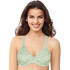 Bali Passion for Comfort Back Smoothing Underwire Bra DF3382