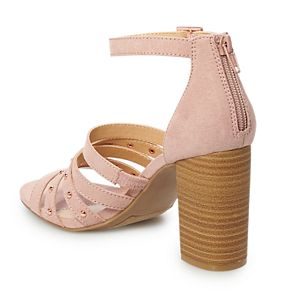 LC Lauren Conrad Torte Women's Strappy Sandals