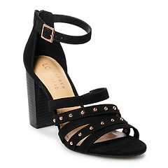LC Lauren Conrad Torte Women's Strappy Sandals