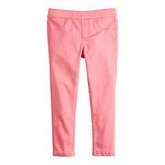 Girls 7-16 & Plus Size SO® Crop Pull-On Jeggings