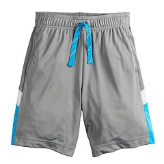 Boys 4-12 Jumping Beans® Interlock Pieced Active Shorts