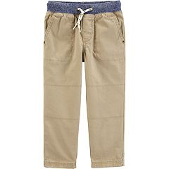 Baby Boy Carter's Midtier Pull On Pants