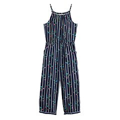 Girls 7-16 Joey B Sleeveless Jumpsuit