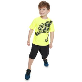Boys 4-12 Jumping Beans® Panther Active Tee