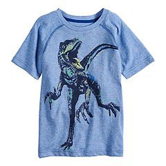 Boys 4-12 SONOMA Goods for Life™ Dinosaur Raglan Tee