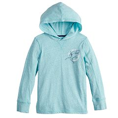 Boys 4-12 SONOMA Goods for Life™ Front & Back Graphic Pullover Hoodie