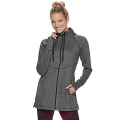 5314c4a460 Women s Tek Gear® Thumb Hole Long Jacket