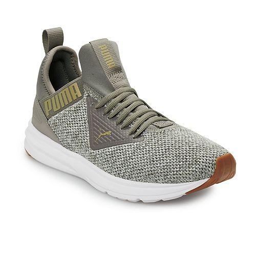 PUMA Sneaker 'Enzo Beta Woven' in beige | ABOUT YOU
