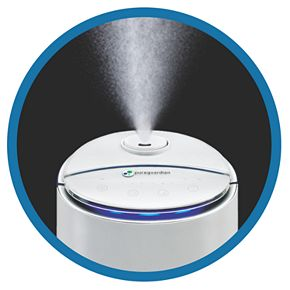 PureGuardian 100-Hour Ultrasonic Cool Mist Tower Humidifier with Aromatherapy