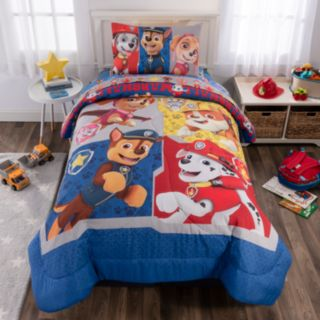 Nickelodeon Paw Patrol Gang's All Here Bedding Set