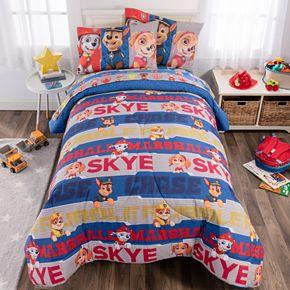 Nickelodeon Paw Patrol Gang's All Here Bedding Set