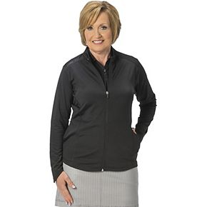 Women's Nancy Lopez Jazzy Zip-Front Golf Jacket