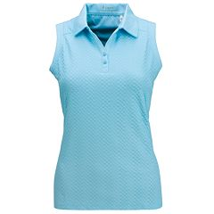 0f1b1b3fff7 Women s Nancy Lopez Grace Sleeveless Golf Polo