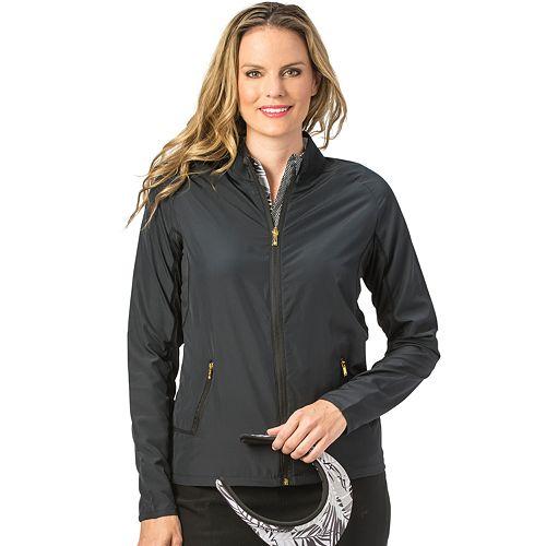 Women's Nancy Lopez Compass Zip-Front Golf Jacket