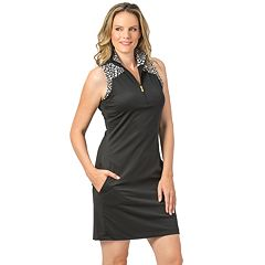 Women's Nancy Lopez Native Sheath Golf Dress