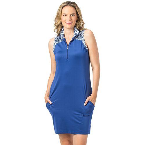 Women's Nancy Lopez Native Sheath Golf Dress
