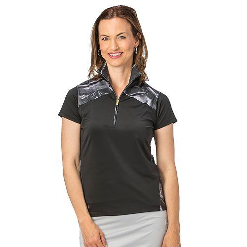 Women's Nancy Lopez Hologram Golf Polo