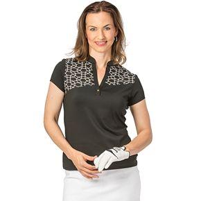 Women's Nancy Lopez Golf Legacy Golf Polo