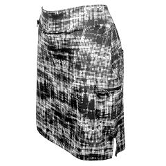 Women's Nancy Lopez Pull-On Print Golf Skort