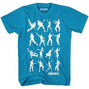 Boys 8-20 Fortnite Dance Moves Tee