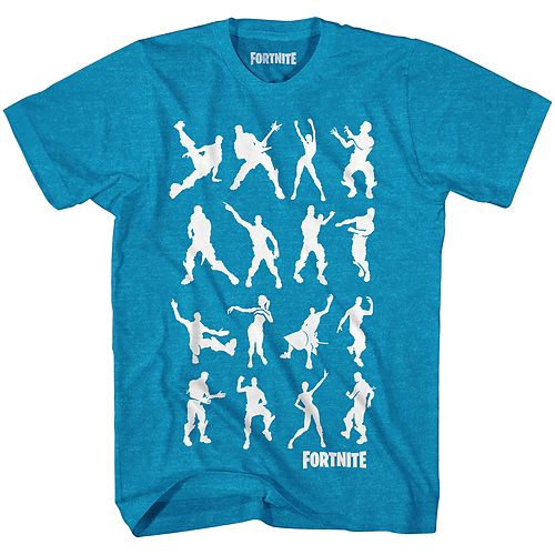Boys 8-20 Fortnite Dance Moves Tee