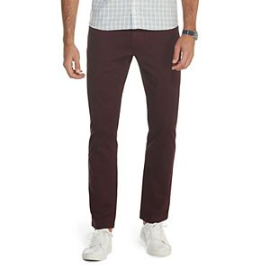 Men's Van Heusen Never Tuck Slim-Fit Stretch Easy-Care Pants