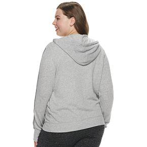 Juniors' Plus Size SO® Zip Hoodie