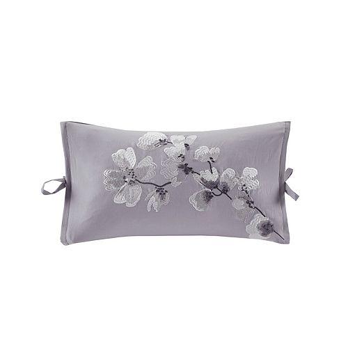 N Natori Sakura Blossom Throw Pillow