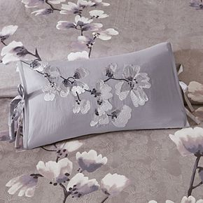 N Natori Sakura Blossom Throw Pillow