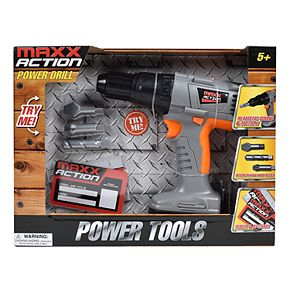 Maxx Action Power Drill