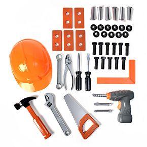 Maxx Action 45-Piece Deluxe Tool Set