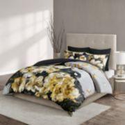 N Natori Casa Noir 3-piece Comforter Set