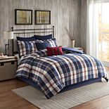 Woolrich Ryland Oversized Plaid Comforter Set