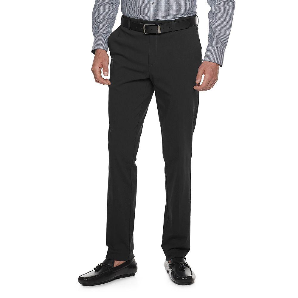 Men's Apt. 9® Extra-Slim Fit Performance Stretch Dress Pants