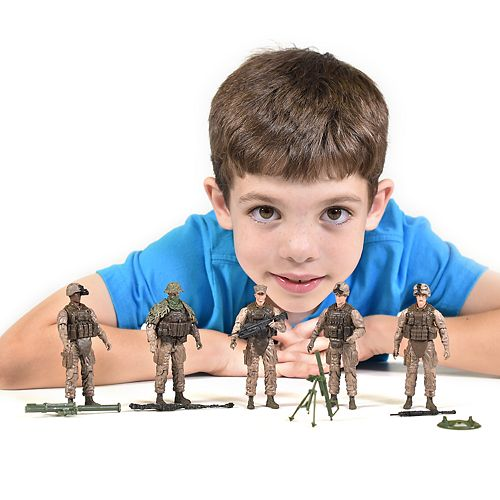Elite Force Marine Recon Action Figures