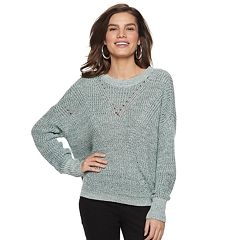 Women's Jennifer Lopez Oversized Sweater